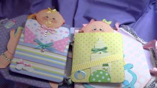 getlinkyoutube.com-Special Delivery Baby Mini Album