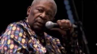 "B.B. King - ""The Thrill Is Gone"" (LIVE @ Crossroads Guitar Festival)"