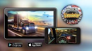 getlinkyoutube.com-Lançamento Truck Simulator USA (Android & iOS)