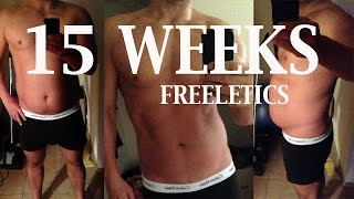 getlinkyoutube.com-15 Weeks Freeletics - Summer 2013