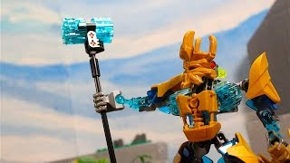 BIONICLE Stop Motion - The Legends of Okoto - Chapter 5: The Skull Grinder!