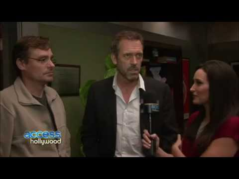 "Hugh Laurie & Robert Sean Leonard ""Gear Up For The End"""