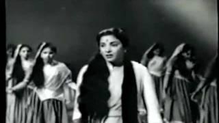 ga mere man ga tu ga..Lagwanti 1958 -Asha Bhosale-Majrooh - S D Burman
