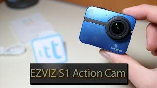 getlinkyoutube.com-ezviz S1 Action Cam: la recensione di Tariffando.it