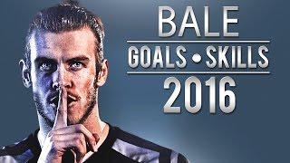 Gareth Bale - Unbelievable Speed & Goals | 2016 | HD