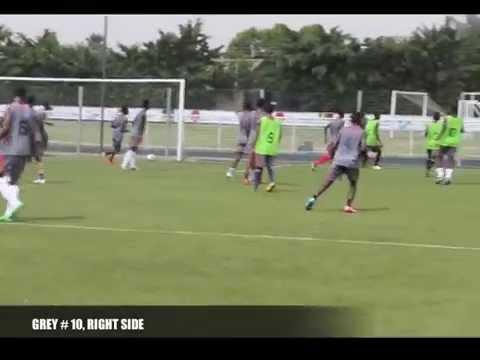 Richard Amon 2015 mens soccer Prospect from Ghana, Africa