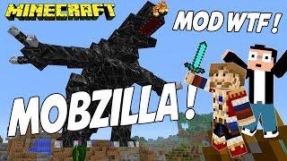 getlinkyoutube.com-Fanta Bob Mods : MOBZILLA !!! - Minecraft Mod