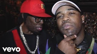 A$AP Ferg - Shabba - Official Behind The Scenes Part 2 ft. A$AP Rocky