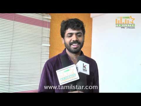 Director Ramakrishnan at Pongadi Neengalum Unga Kadhalum Team Interview