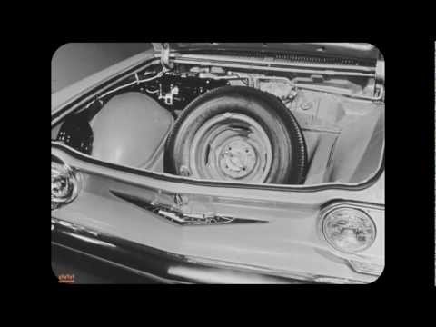 Ford Falcon Vs Chevrolet Corvair    No Contest  1959 Vinta