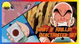 getlinkyoutube.com-What If Krillin Killed Android 18?