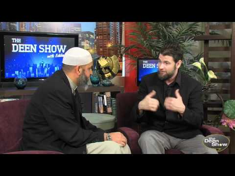 The Deen Show with Imam Karim AbuZaid (A question about the Hijab)