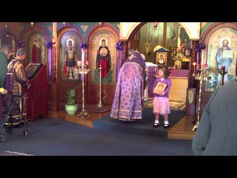 Sunday of Orthodoxy 2013