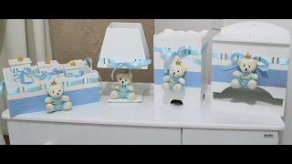 getlinkyoutube.com-Faça você mesma o kit higiene do seu bebê!
