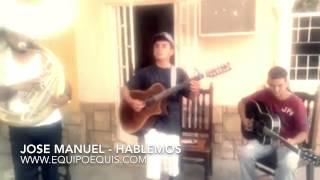 getlinkyoutube.com-Jose Manuel Lopez Castro - Hablemos
