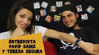 Entrevista David Sainz y Teresa Segura // Abuela salgo en la net.
