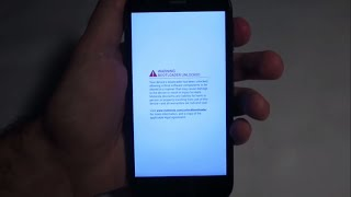 getlinkyoutube.com-Motorola Moto G:How to remove warning Bootloader unlocked Message (Logo Warning) [ HD ]