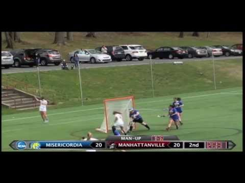 Manhattanville Women's Lacrosse Top-10 Goals of 2013