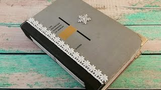 Christmas Junk Journal - New Etsy Listing SOLD