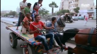 """getlinkyoutube.com-20 ألف عربجي في القاهرة هوايتهم """" سباق الكارو"""""""