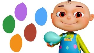 getlinkyoutube.com-Five Little Babies Playing With Dough | Five Little Babies Collection | Zool Babies Fun Songs