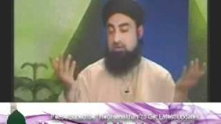 getlinkyoutube.com-FULL :: Durood Shareef Ki Fazilat By Mufti Muhammad Akmal sahab & Host Junaid Iqbal Qtv