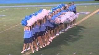 Interlake High School DRILL Team 10-22-10