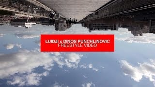 Luidji X Dinos Punchlinovic - Talk to me Freestyle