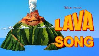 "getlinkyoutube.com-The Song ""Lava"" Lyrics  - Disney Pixar & ✎ Speed draw ✎"