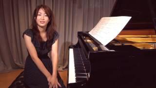 ピアノソナタ 「テレーゼ」 第一楽章 (ベートーヴェン) 横内愛弓