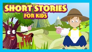 getlinkyoutube.com-Short Stories For Kids - Animated English Stories For Children || Tia and Tofu Storytelling