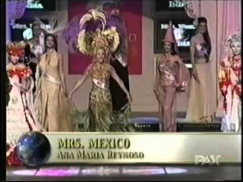 Mrs World 2005