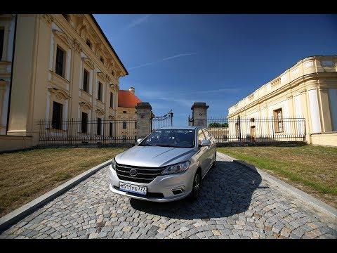 Lifan Solano2. Путешествие в Италию