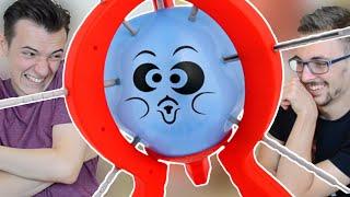 getlinkyoutube.com-Boom Boom Balloon Roulette Challenge | WheresMyChallenge