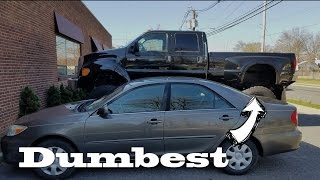 2nd Dumbest Vehicle Ever Made - Introducing Stupid Truck
