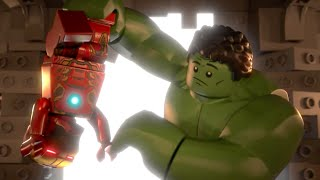getlinkyoutube.com-LEGO Marvel Avengers Reassembled - Episode 3