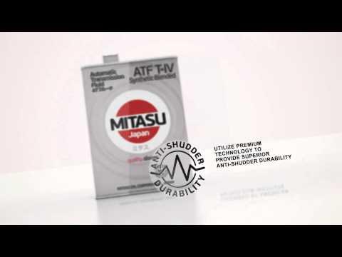 MITASU ATF T-IV - Fielder, Probox, Vitz, Passo
