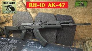 getlinkyoutube.com-RH-10 Romanian AK 47 Rifle Review