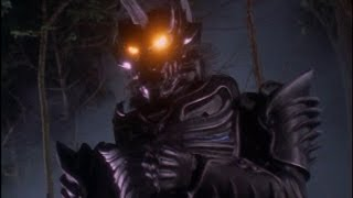 Power Rangers Wild Force - Zen-Aku Awakens (Curse of the Wolf Episode)