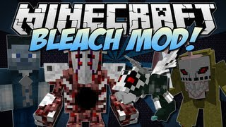 getlinkyoutube.com-Minecraft | BLEACH! (Become a Shinigami!) | Mod Showcase [1.6.2]