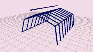 getlinkyoutube.com-셔브조인트 비닐하우스 조립 동영상
