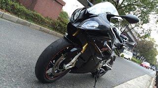 getlinkyoutube.com-~赤ネコが行く~新型S1000RR試乗 in Motorrad広島