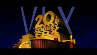 getlinkyoutube.com-My take on the 20th Century Fox logo #12 without CinemaScope logo