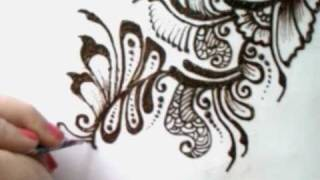 getlinkyoutube.com-Mehndi pattern 3