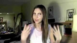 getlinkyoutube.com-La Verdad Sobre las Extensiones de Cabello - Anastassia Sfeir