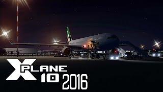 getlinkyoutube.com-Airbus A330 | X-Plane 2016 [Amazing Realism]