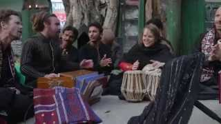 Shahbaz Qalandar - Qawwali journey to Sehwan Sharif with Fanna-Fi-Allah