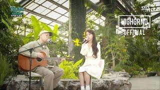 getlinkyoutube.com-[LIVE] OH HYUK (오혁) & IU - GONDRY (공드리) + 무릎 @ 2015 SBS 가요대전
