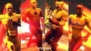 getlinkyoutube.com-Team Kid Flash VS. Team Reverse Flash ! (Ultimate Flash)