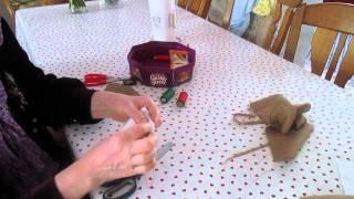 getlinkyoutube.com-الدرس الاول لتعلم الخياطة مع ترجمة عربية The fist sewing lesson, English translated